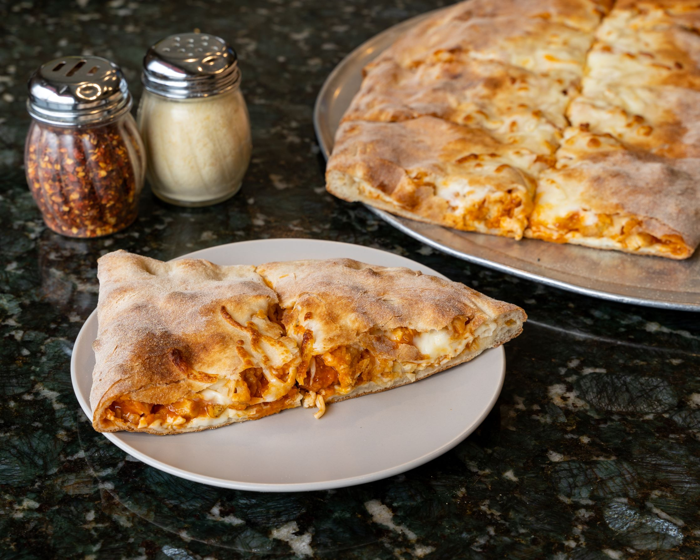 Buffalo Chicken - Calzones